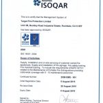 Stage Two ISO 14001 Certificated