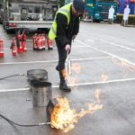 Target Fire Protection celebrate Cargill's 150th anniversary