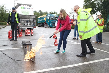 Target Fire Protection - commercial fire protection company - Rochdale, Bury and Oldham