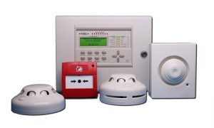 why should fire alarms be monitored?